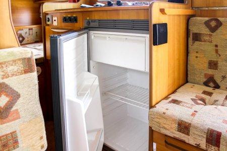内装・装備:冷蔵庫