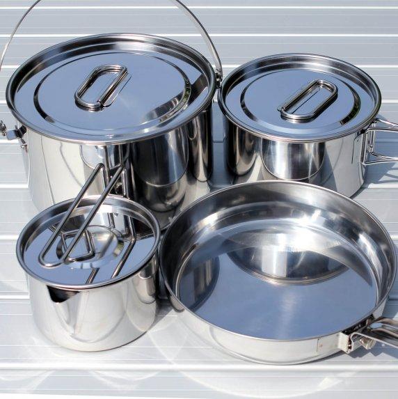 無料レンタル品:調理セット